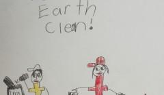 Honorable Mention: Avia Barnett – 1st Grade