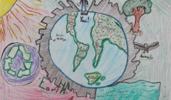 Honorable Mention: Lillian Pate – 5th Grade